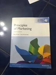 Pearson Learning Design Principles Principles Of Marketing Pearson On Carousell
