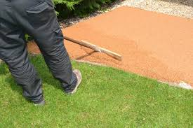 how to turn your lawn into a driveway