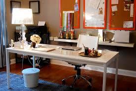 blue white office space. nicole lanteri blue white office space