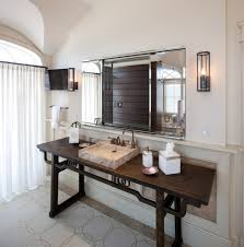 Asian Bathroom Vanity Cabinets Modern Vanity Table Bathroom Beach With Area Rug Asian Console