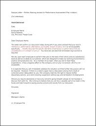 Warning Letter Templates Free Premium Written Template Uk Letters No