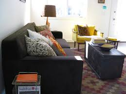 mid century modern eclectic living room. Mid Century Modern Style With Ethnic Textiles Eclectic-living-room Eclectic Living Room N