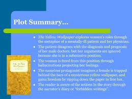 Ppt Feminist Criticism Of The Yellow Wallpaper And The Awakening