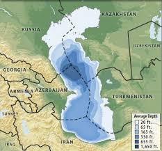 Image result for دریای خزر