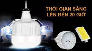 Bóng Đèn Led Tích Điện 100W - GDA176