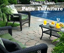 how to clean lawn furniture cushions popular patio furniture cushion cleaner replacement fabric with how to