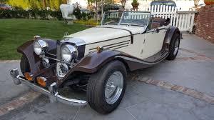1937 Mercedes Benz Marlene kit car | Replica cars for sale ...