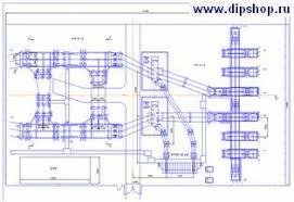 Дипломный проект диплом по ЭЛЕКТРОСНАБЖЕНИЮ Проектирование  1 01 jpg