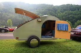 mazda miata towing teardrop trailer by emtboy9 jpg