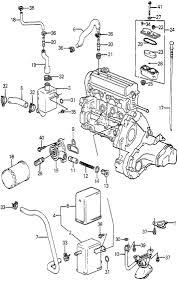 Honda accord parts diagram 15400 pr3 004 genuine honda filter oil