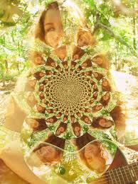 Seeing Kaleidoscope Patterns Adorable Kaleidoscope E Y E S People Eating Rocking Horses And Marmalade