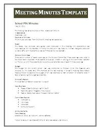 Meeting Minutes Format Sample Sample Meeting Summary Template Classic Minutes Format Business