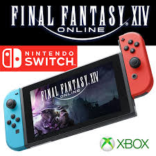 Final Fantasy XIV on Nintendo Switch ...
