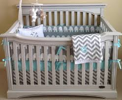 combine fun and functionality with modern baby bedding