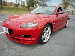 mazda rx8 modified red. mazda rx8 modified red
