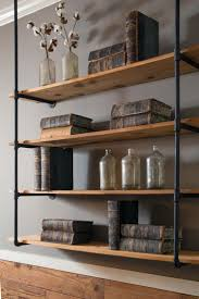 rustic furniture pics. complement rustic shiplap with industrial elements like this sculptural shelving unit made from plumbing pipe furniture pics b