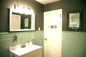 green walls bathroom mint tile seafoam contour rug whi bedroom and bathroom decorating ideas green