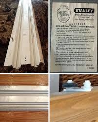 cleaning sliding door tracks user submitted photos of mirror closet door hardware grease sliding door track