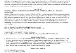 Sports Marketing Resume Examples How Do I My Certificate Protecting
