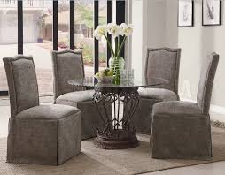 gorgeous inspiration low back dining room chairs fabric maple finish curved trellis delicate