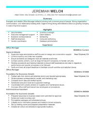 office manager skills list job resume samples office manager skills list