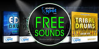 Free Loops And Drum Samples Packs Producer Spot