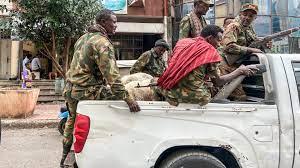 إثيوبيا.. ضربات صاروخية لتيغراي تستهدف مطارين في ولاية أمهرة - CNN Arabic