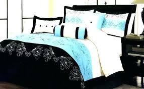 black and beige comforter sets blue boys white queen set king