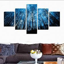 h cozy 5 piece custom printed image home decor prints image print on canvas of on 5 canvas wall art custom with amazon h cozy 5 piece custom printed image home decor prints