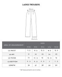Khaadi Size Guide