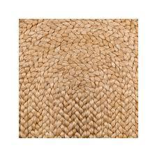 braided oval floor rug 200x300cm