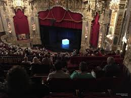 Nederlander Seating Chart Chicago Nederlander Theatre Balcony Far Right Rateyourseats Com