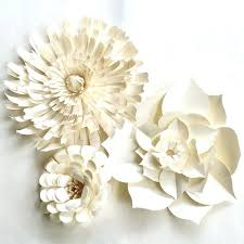 white flower wall decor flower wall decor fl wall art metal flower wall art flower wall