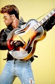 young george michael 80s. Delighful Young George Michael  80s Vintage Childhood Souvenir Memories Teenage Inside Young 80s