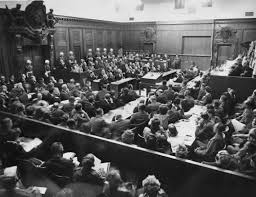 nazis on trial america in wwii magazine the major justification for the trials was the holocaust and the ability to make a strong case was rooted in the nearly 500 tons of nazi documents the