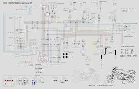 hawk gt wiring diagram in color honda hawk gt forum hawk gt wiring diagram in color