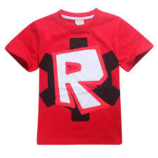 How To Sell Clothes On Roblox Boys T Shirt Girls Tops Tees Cartoon Kids Clothes Roblox Red Kid