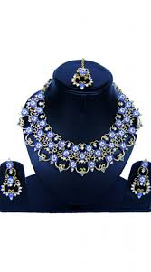 New Imitation Jewellery Designs Beautifully Crafted Imitation Jewellery For Party Nnp85308