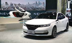 The evergrande new energy vehicle (nev) group had a market capitalisation of $12.5 billion on thursday and one of the sources said the consortium is looking to buy a significant minority stake. Evergrande Byd Power Ahead In Nevsgreater Bay Insight