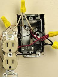 installing a split receptacle better homes & gardens black house wiring step 2 connect wires