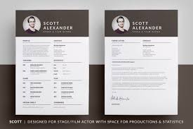 Acting Resume Template Download Acting Resume Template Psd Ai Indesign And Word Format