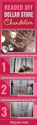 Diy Bead Chandelier Best 20 Bead Chandelier Ideas On Pinterest Beaded Chandelier