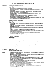 Sample Information Security Resume information security resume examples Yenimescaleco 16