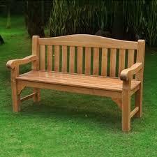 teak garden bench bicester