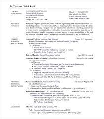Resume Template For Latex 15 Latex Resume Templates Pdf Doc Free