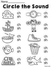 Printable worksheets for teaching students to read and write basic words that begin with the letters br, cr, dr, fr, gr, pr, and tr. Image Result For Free Sh Sound Worksheets Pdf Teaching Phonics Phonics Preschool Learning