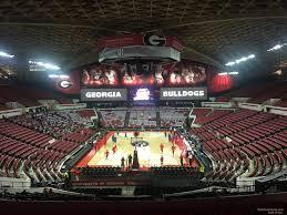 Stegeman Coliseum Section Mm Rateyourseats Com
