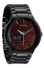 17 best ideas about nice mens watches men s watches nixon the spencer bracelet watch i just love the wood