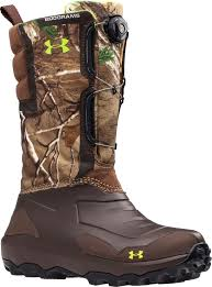 under armour insulated hunting boots. under armour men\u0027s ridge reaper pac 1200g insulated waterproof hunting boots