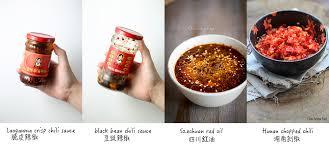Asian food sauce service